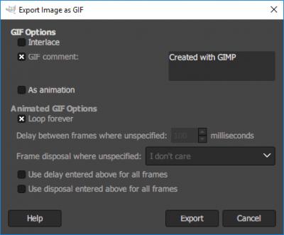 Cómo crear GIF animado a partir de un archivo de vídeo utilizando VLC y GIMP