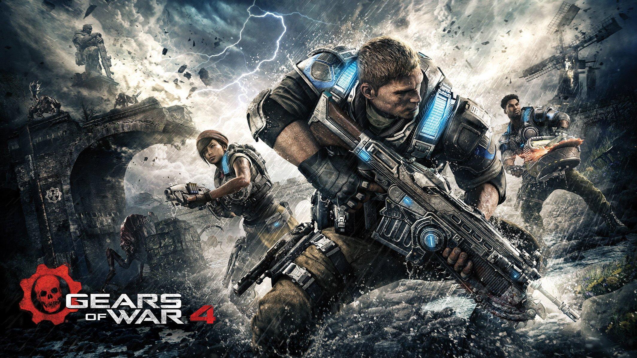 Gears of War 4 sigue fallando en Windows 10