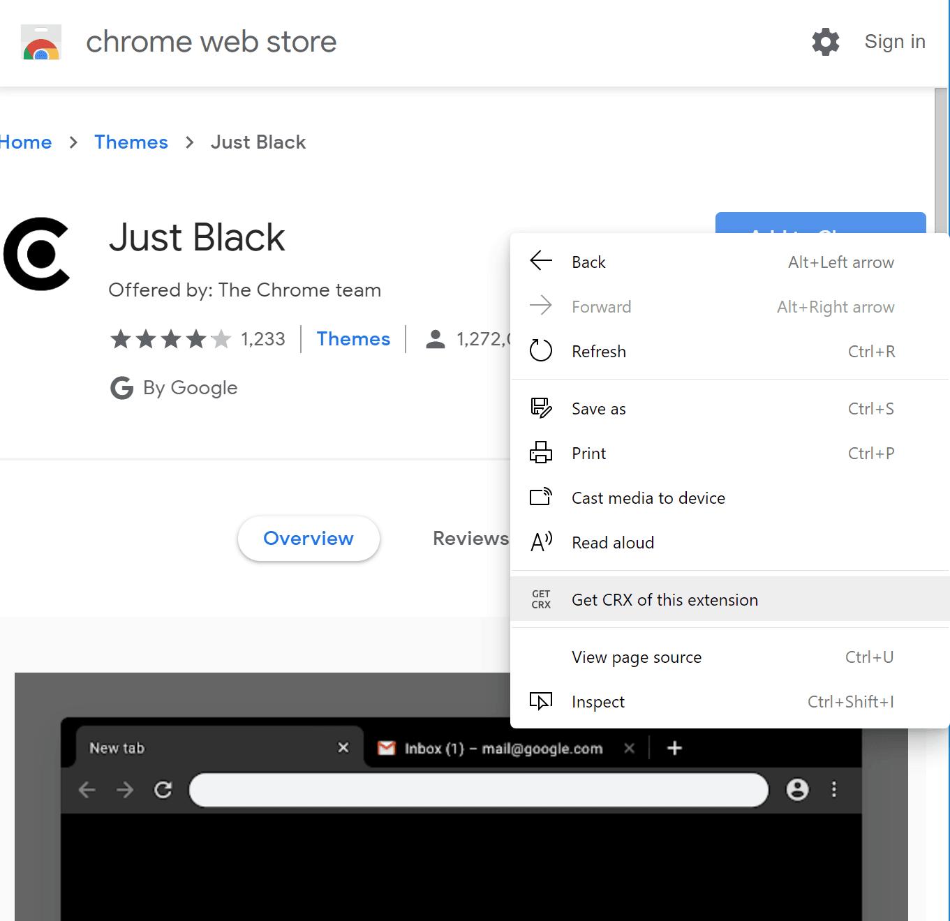 Cómo instalar Chrome Themes en el nuevo navegador Microsoft Edge 2