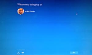 PC atascado en Preparar Windows, No apague la pantalla del ordenador