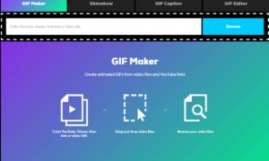 Herramientas gratuitas en línea para crear archivos GIF animados