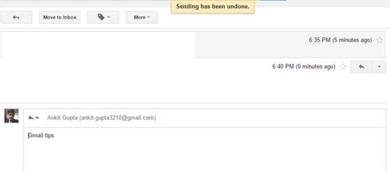 3 increíbles trucos con la dirección de Gmail para sacar el máximo partido a tu ID de correo electrónico 5