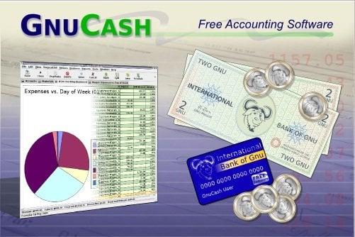 GnuCash: Software de contabilidad gratuito para pequeñas empresas