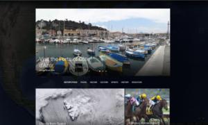 Uso de Google Earth en el navegador Chrome