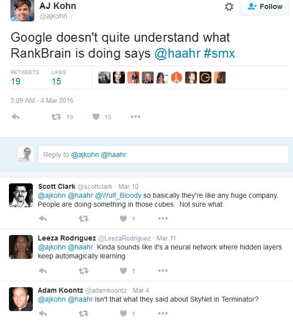 ¿En qué consiste la actualización del algoritmo de Google RankBrain?