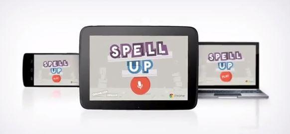 Spell Up, el nuevo Chrome Experiment que pone a prueba tu destreza ortográfica
