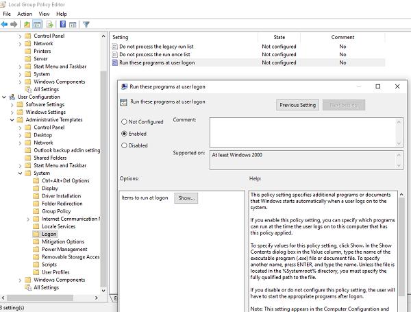 Cómo evitar que Firefox se abra al iniciarse en Windows 10