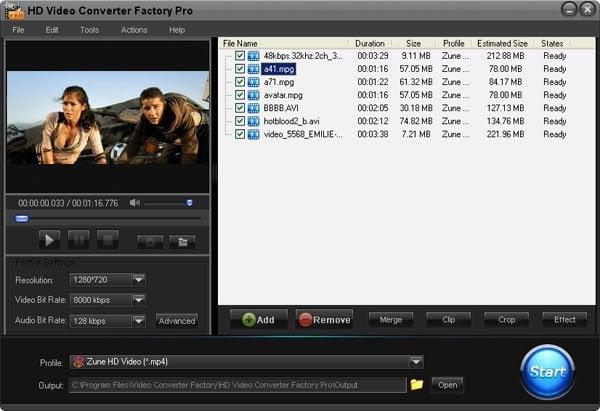 Otro sorteo de descarga ilimitada de HD Video Converter Factory Pro 3
