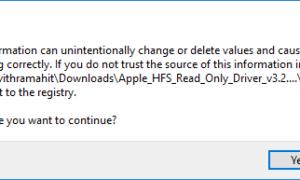 Cómo usar la unidad HFS+ formateada para Mac en Windows