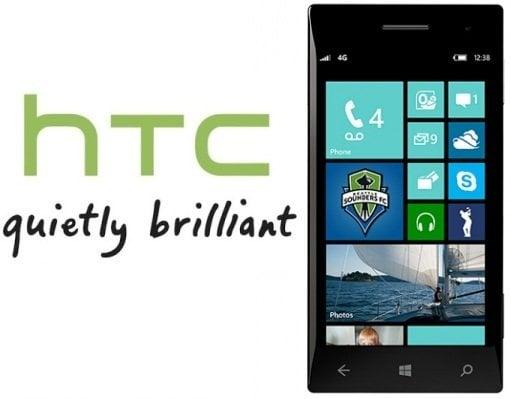 HTC lanzará tres nuevos dispositivos Windows Phone 8: Zenith, Accord y Rio