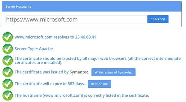 Los sitios HTTPS no se abren en ningún navegador en un ordenador con Windows