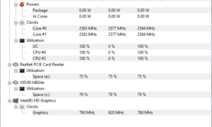 Software gratuito para monitorizar el rendimiento del sistema y los recursos en Windows 10/8/7