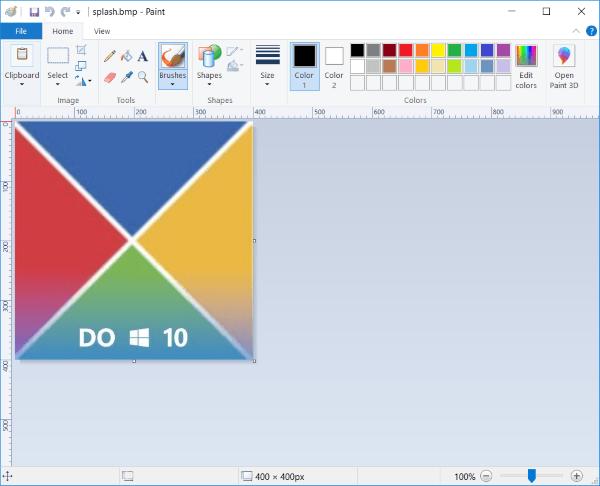 Cómo cambiar el logotipo de inicio de Windows usando HackBGRT