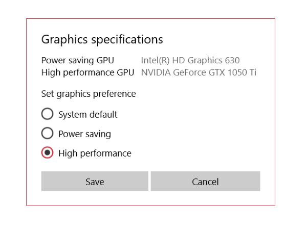 Cómo habilitar la GPU de alto rendimiento para el navegador Microsoft Edge