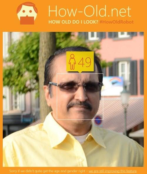 ¿Qué edad tengo que tener el sitio web de Microsoft?