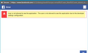 Cómo crear una cuenta de prueba en Facebook sin correo electrónico ni número de teléfono