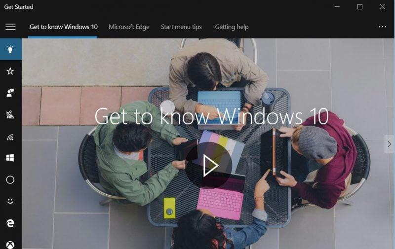 Cómo obtener ayuda en Windows 10 1