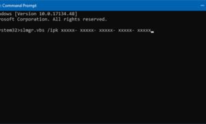 Código de error de activación de Windows 10 0xC004F078