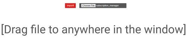 Cómo transferir suscripciones de YouTube de una cuenta a otra