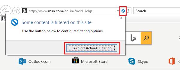 Cómo usar los controles ActiveX para Internet Explorer 11 2