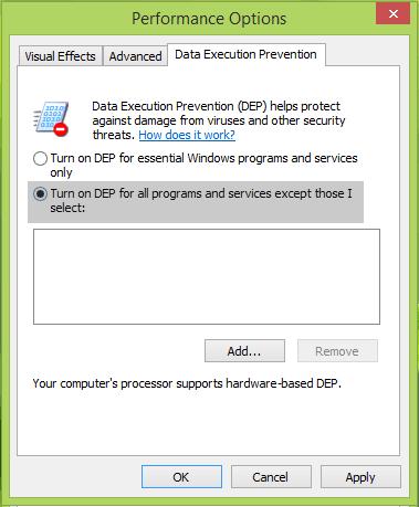 Corrección: Internet Explorer ha cerrado esta página web para ayudar a proteger su ordenador.