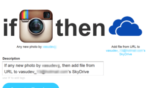 Cómo cargar automáticamente fotos de Instagram a SkyDrive