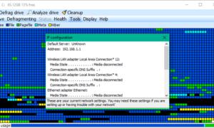Utilice Vopt Disk Defrag y Disk Checker Tool para analizar sus unidades de PC