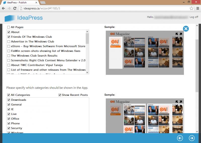 Convierte tu blog de WordPress en una elegante aplicación de Windows Store, de forma rápida y sencilla 5