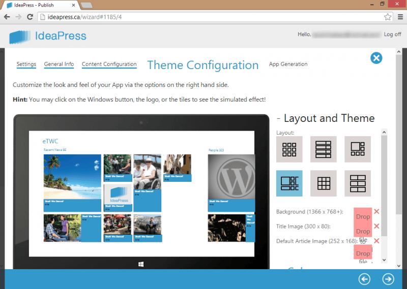 Convierte tu blog de WordPress en una elegante aplicación de Windows Store, de forma rápida y sencilla 6