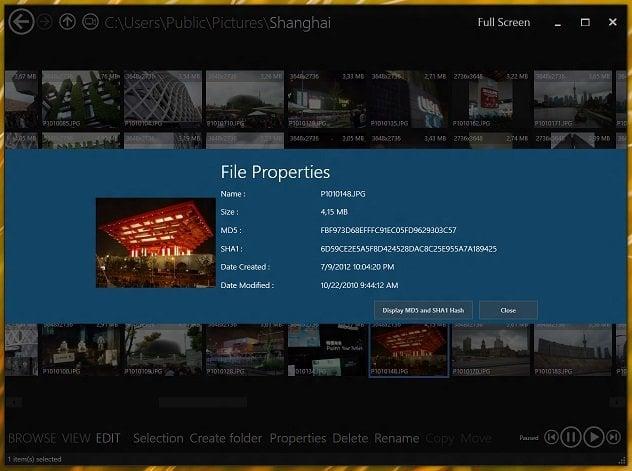Explorador de inmersión: Un reemplazo de Metro Style Explorer para Windows 8