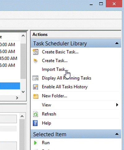 Cómo cambiar el nombre de una tarea programada en el Programador de tareas de Windows 5