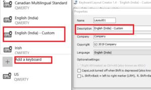 ¿Cómo puedo activar o desactivar la tecla Alt Gr en el teclado de Windows 10?