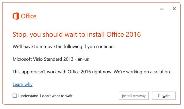 Cómo solucionar problemas durante la instalación de Office 1