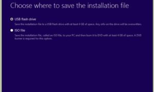 Herramienta de creación de medios de instalación de Windows: Creación de medios de instalación para Windows 8.1