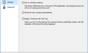 Activar o desactivar rápidamente la conexión a Internet en Windows 10 con InternetOff
