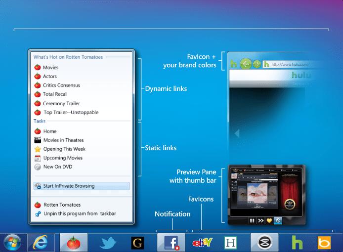 Mejore y haga que los sitios web sean más interactivos con el asistente de BuildMyPinnedSite de Microsoft