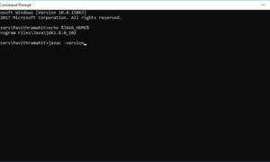 Cómo configurar JAVA_HOME en Windows 10