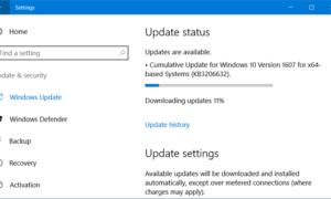 Microsoft lanza KB3206632 para arreglar la conectividad a Internet y otros problemas