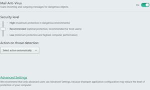 Kaspersky Free Antivirus ofrece una fuerte protección anti-malware para Windows