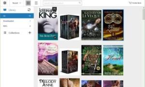 Amazon Kindle no funciona en un PC con Windows 10