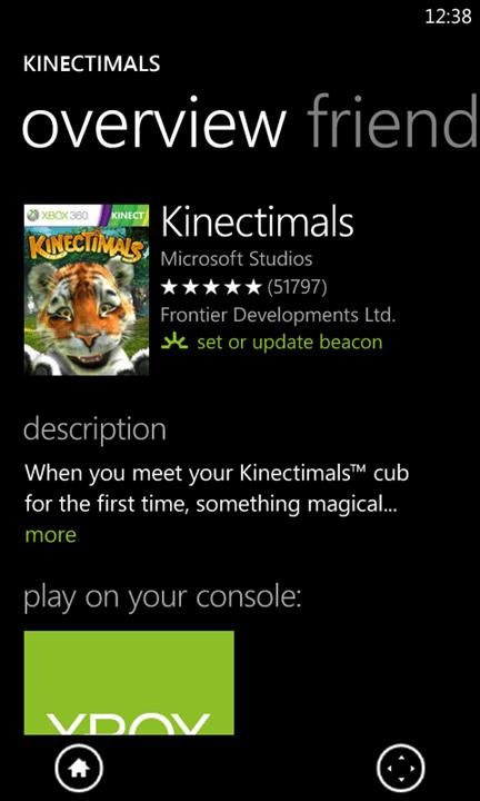 Descargar la aplicación Xbox Companion para Windows Phone