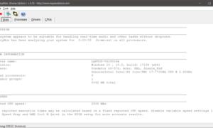 LatencyMon comprueba si su ordenador con Windows es adecuado para el procesamiento de audio en tiempo real