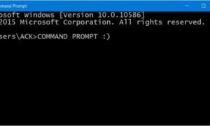 7 maneras de abrir o iniciar el Símbolo del sistema en Windows 10