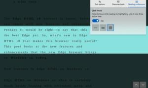 Uso de las herramientas de aprendizaje en Microsoft Edge para mejorar su experiencia de lectura