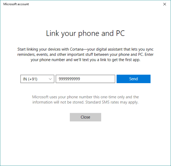 Cómo vincular un teléfono Android o iPhone a un PC con Windows 10 2