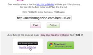 Mejores servicios de generador y expansor de URLs cortas