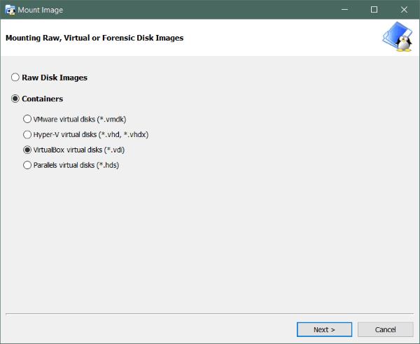 Lea sistemas de archivos Linux en Windows usando DiskInternals Linux Reader