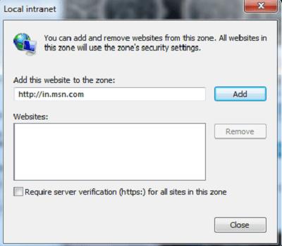 Desactivar: El editor no pudo ser verificado. ¿Está seguro de que desea ejecutar este mensaje de software?