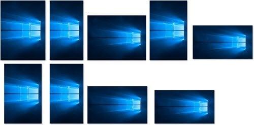 Dónde se almacenan las imágenes de Wallpapers y Lock Screen en Windows 10
