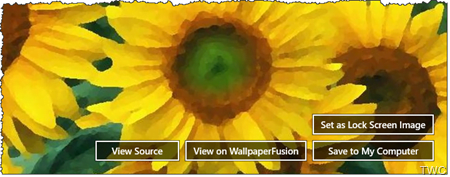 LockPic App ofrece más imágenes para la pantalla de bloqueo de Windows 8